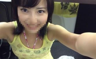 Skypeで騙した☆C2「さな」自撮り写メ送れと命令したら乳首に絆創膏のエロ写メだった!