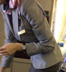 【美脚の表情】働く女性の黒スト22~プレミアムな美脚(A)【街撮り】