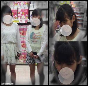 【4K】 part13 激レア、可愛い2人組編
