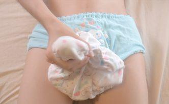 妹の下着でオナニー【ロリパンツ】