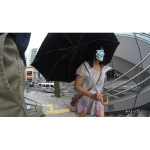 【4K】エレベーター尾行盗撮