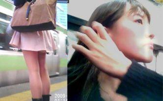【TRAINGIRL】その112 超ミニスカキュロット美脚姉さんの全て!