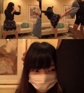 【個人撮影】女子キックボクサー!スゴイ強いのに、本当は超甘えん坊【初撮り保障】