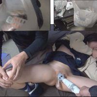 薬物カクテルで酩酊トランス状態の都会制服女子の脱力肢体をイタズラ放題!1+2完全版